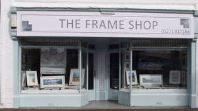 New fresh look for The Frame Shop!