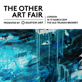 London -  The Other Art Fair - Saatchi Art - March 2019