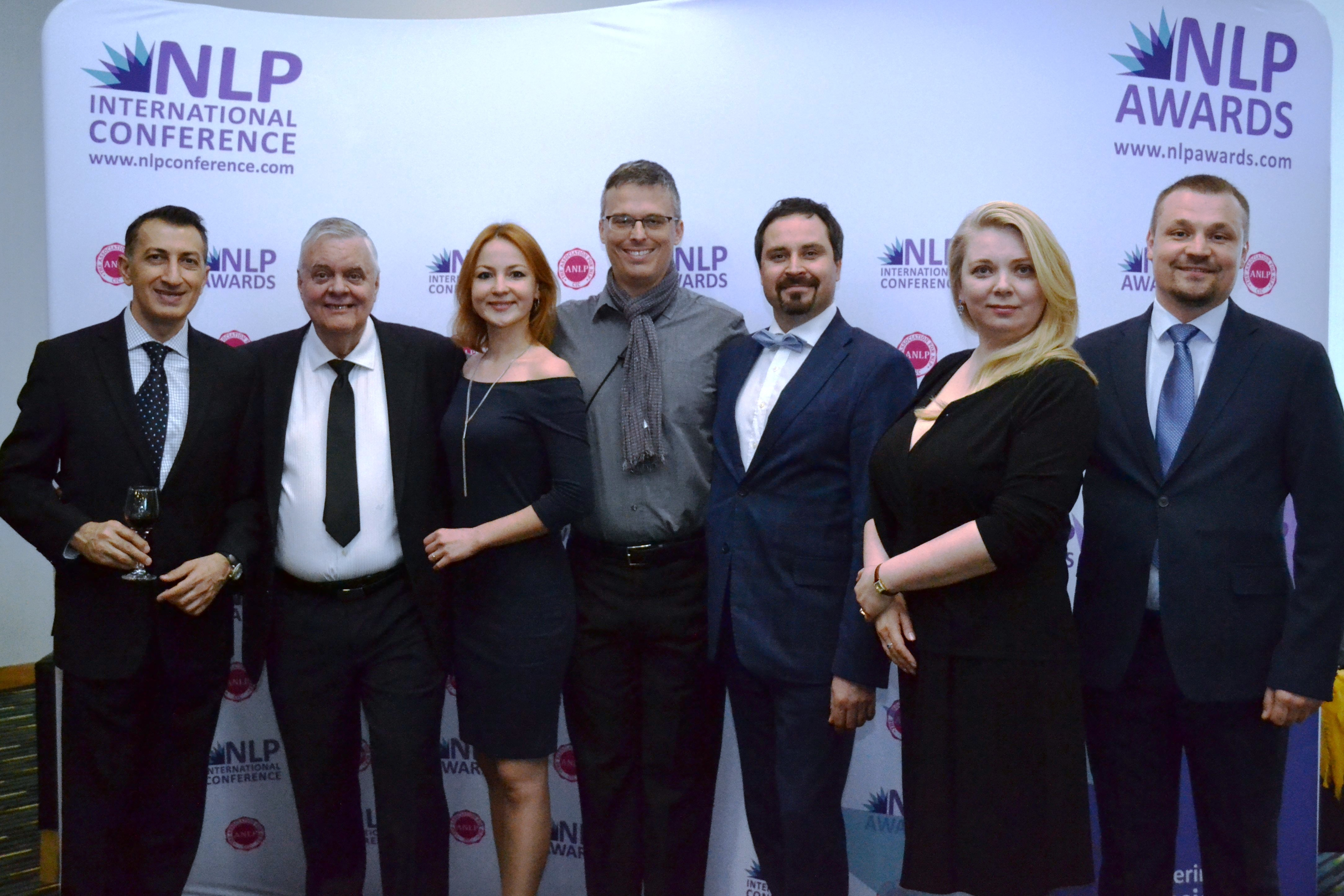 Frank Pucelik 2017 NLP Awards