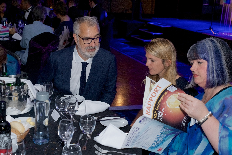 2019 NLP Award Dinner Guests
