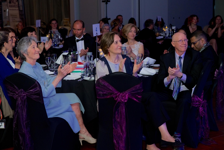 Judith DeLozier 2019 NLP Awards