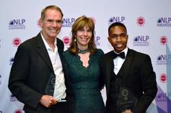Robert, Karen and Thabiso