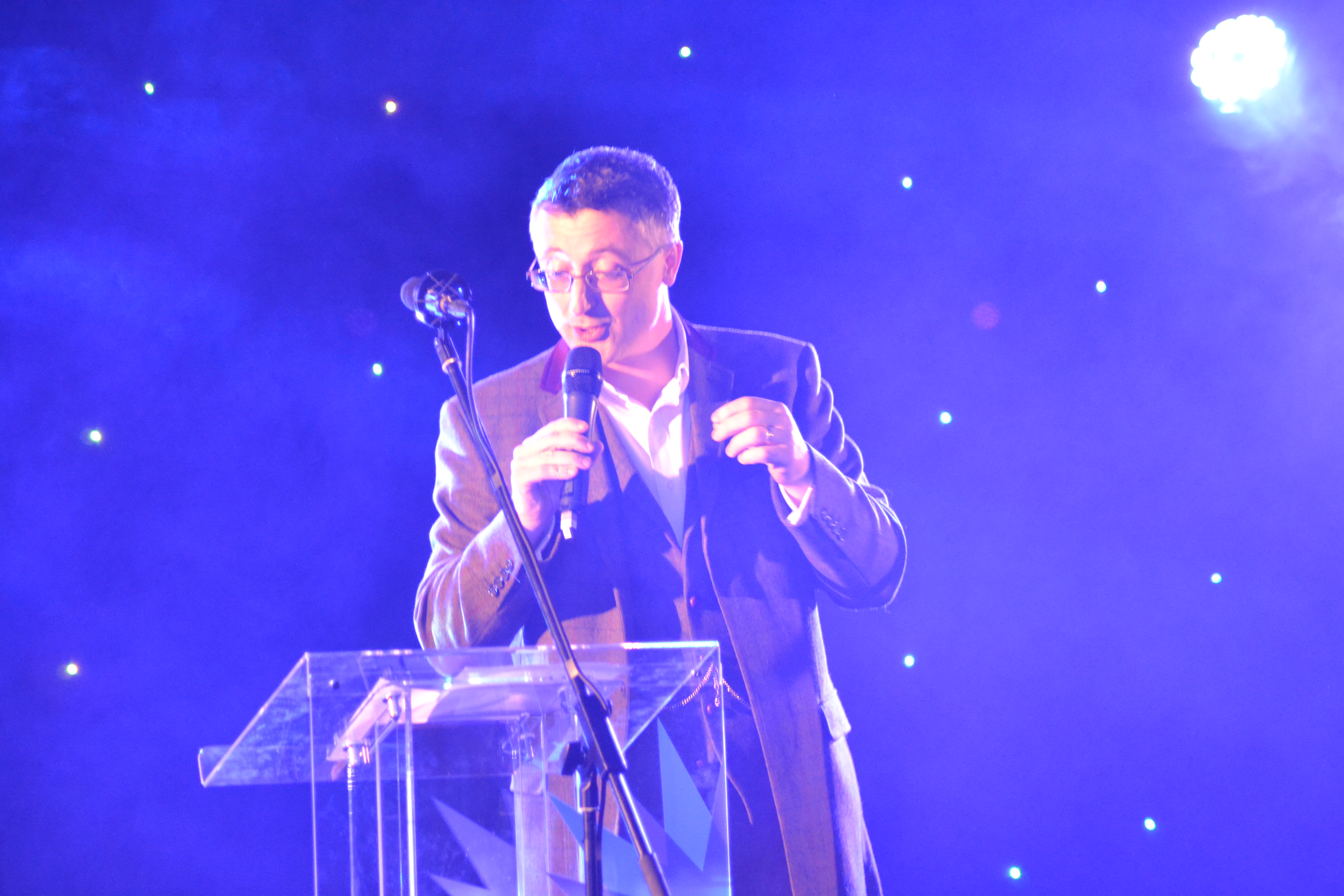 NLP Awards MC