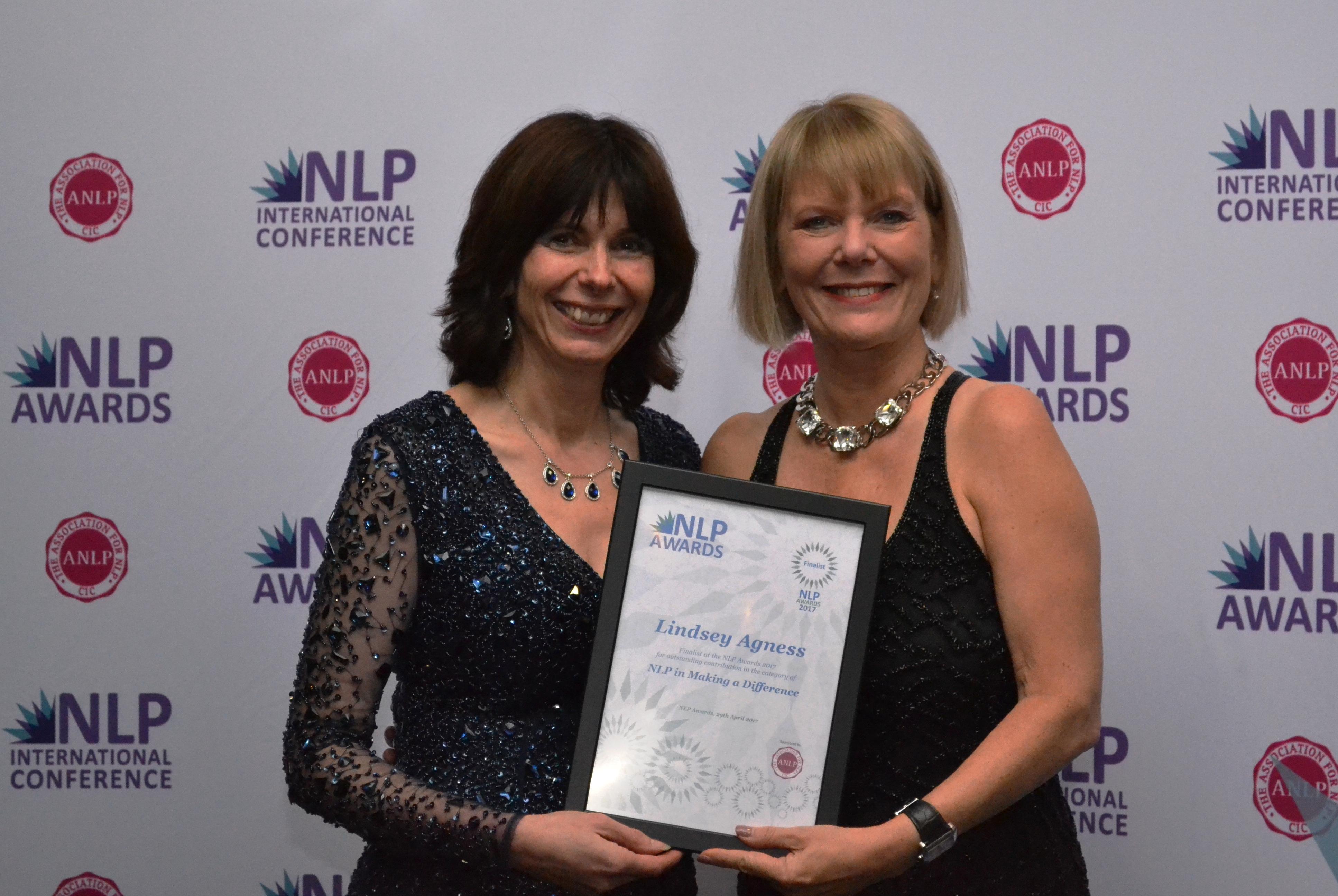 NLP Award Finalist 2017