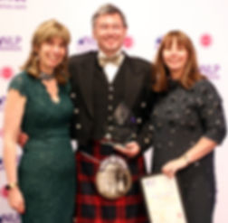 The 2017 Award for Making a Difference with NLP was awardedto Neil Almond.  