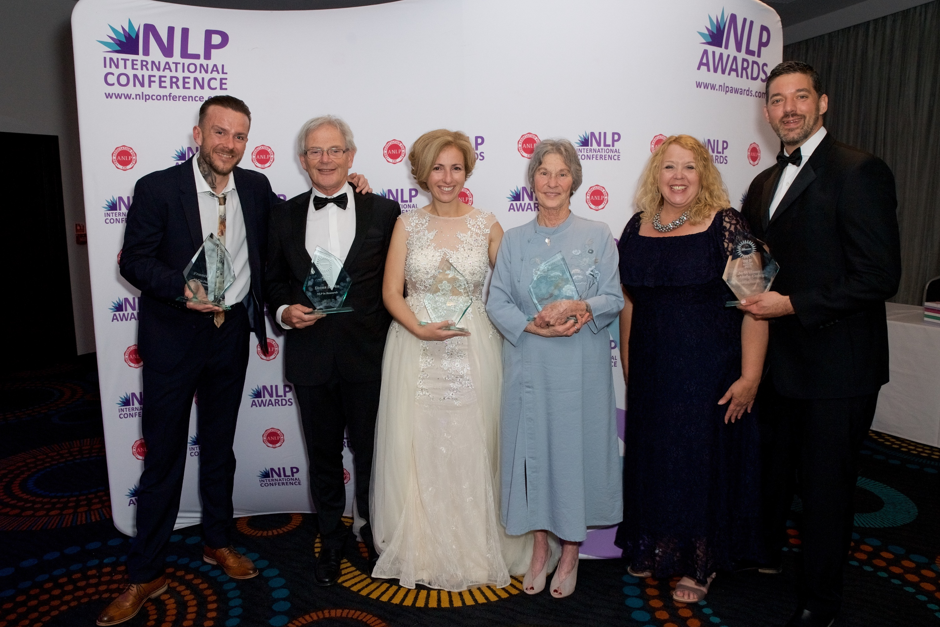 2019 NLP Award Winners
