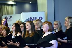 London Show Choir performance