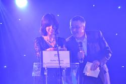 Raffle at NLP Award Charity Gala