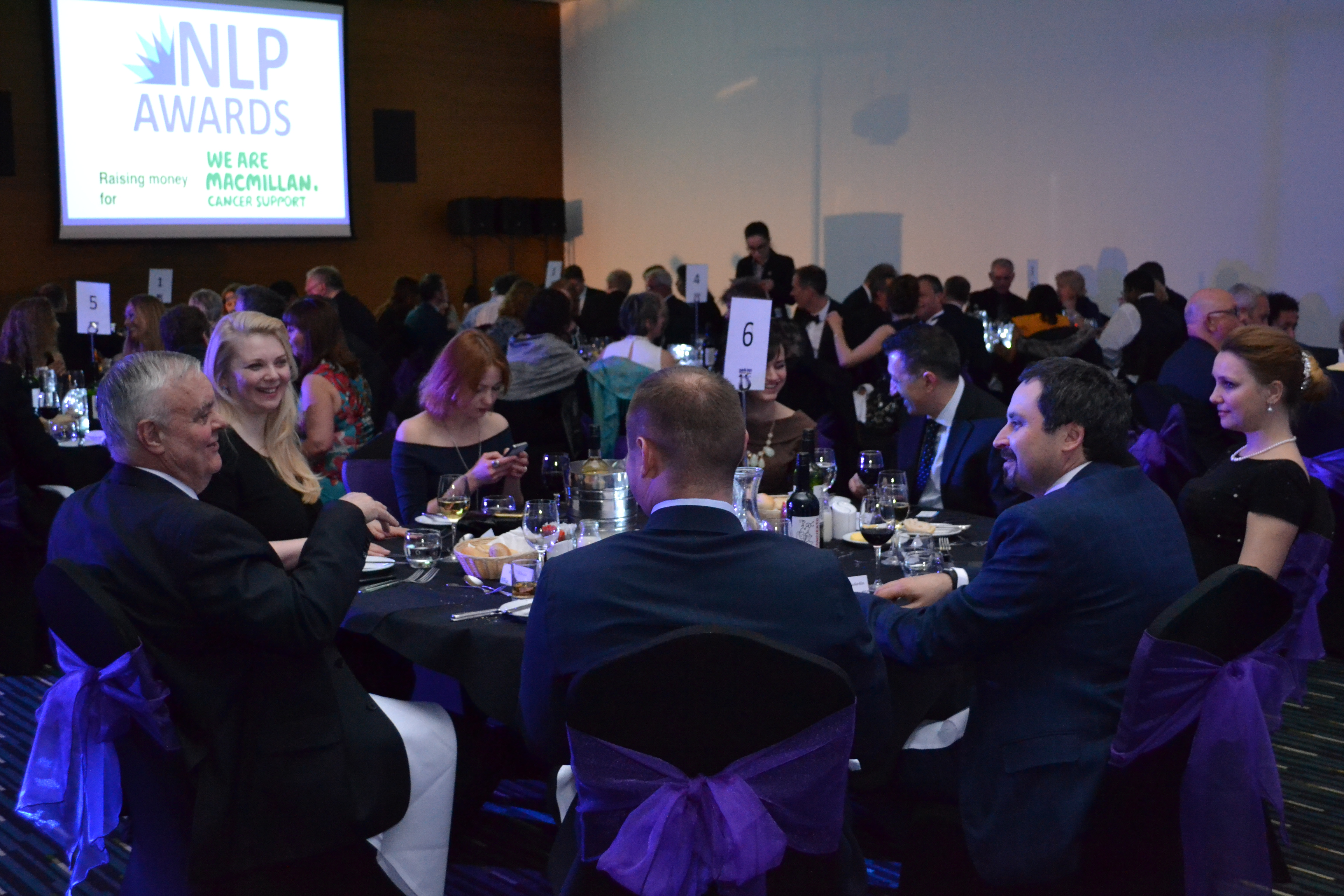 NLP Awards event 2017
