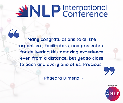 2021 NLPC - Testimonial - Phaedra Dimena