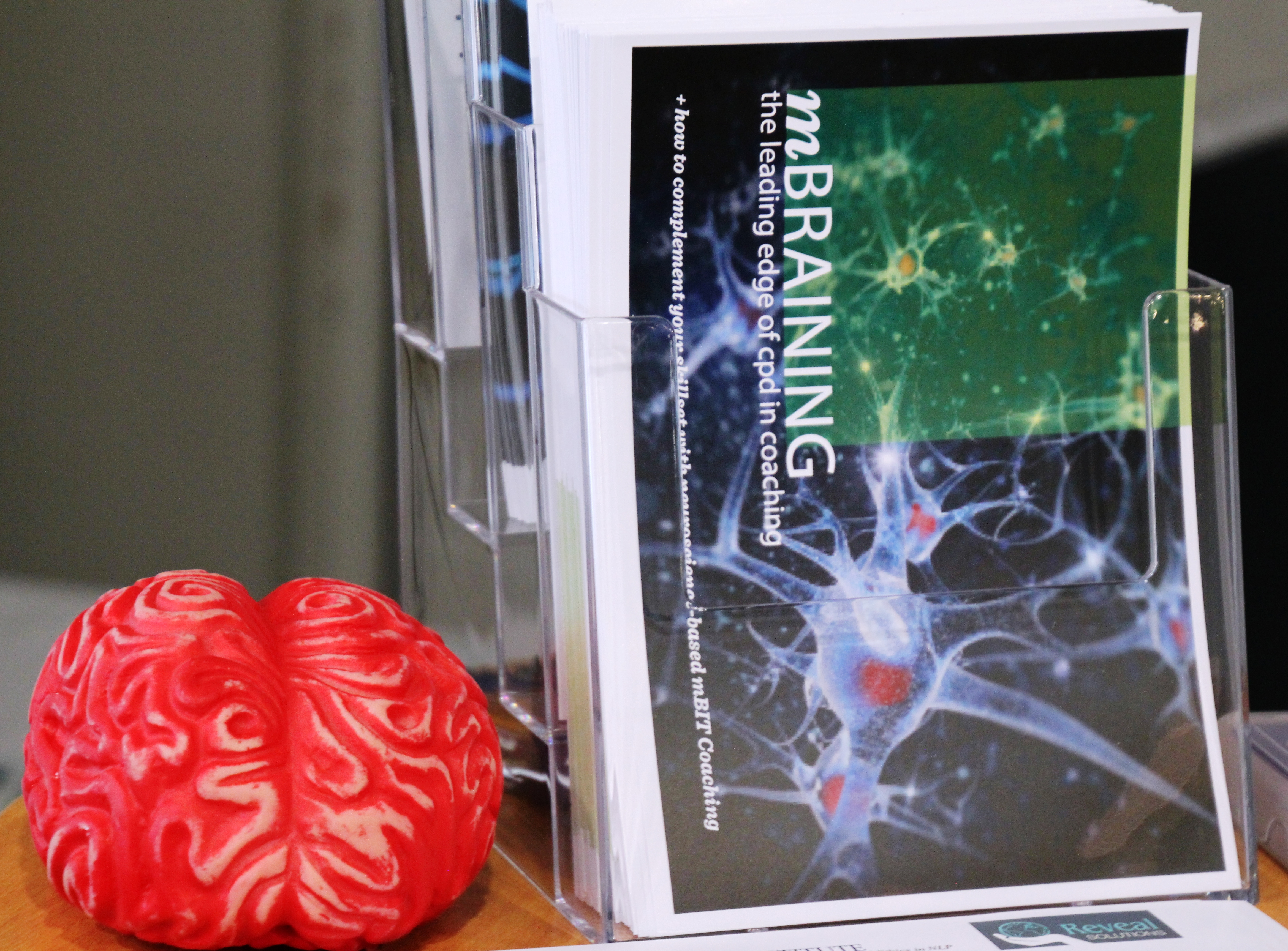 mBraining NLP Conference Exhibitor