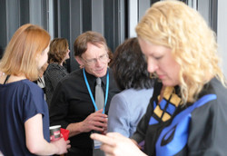 Networking at NLP Conference