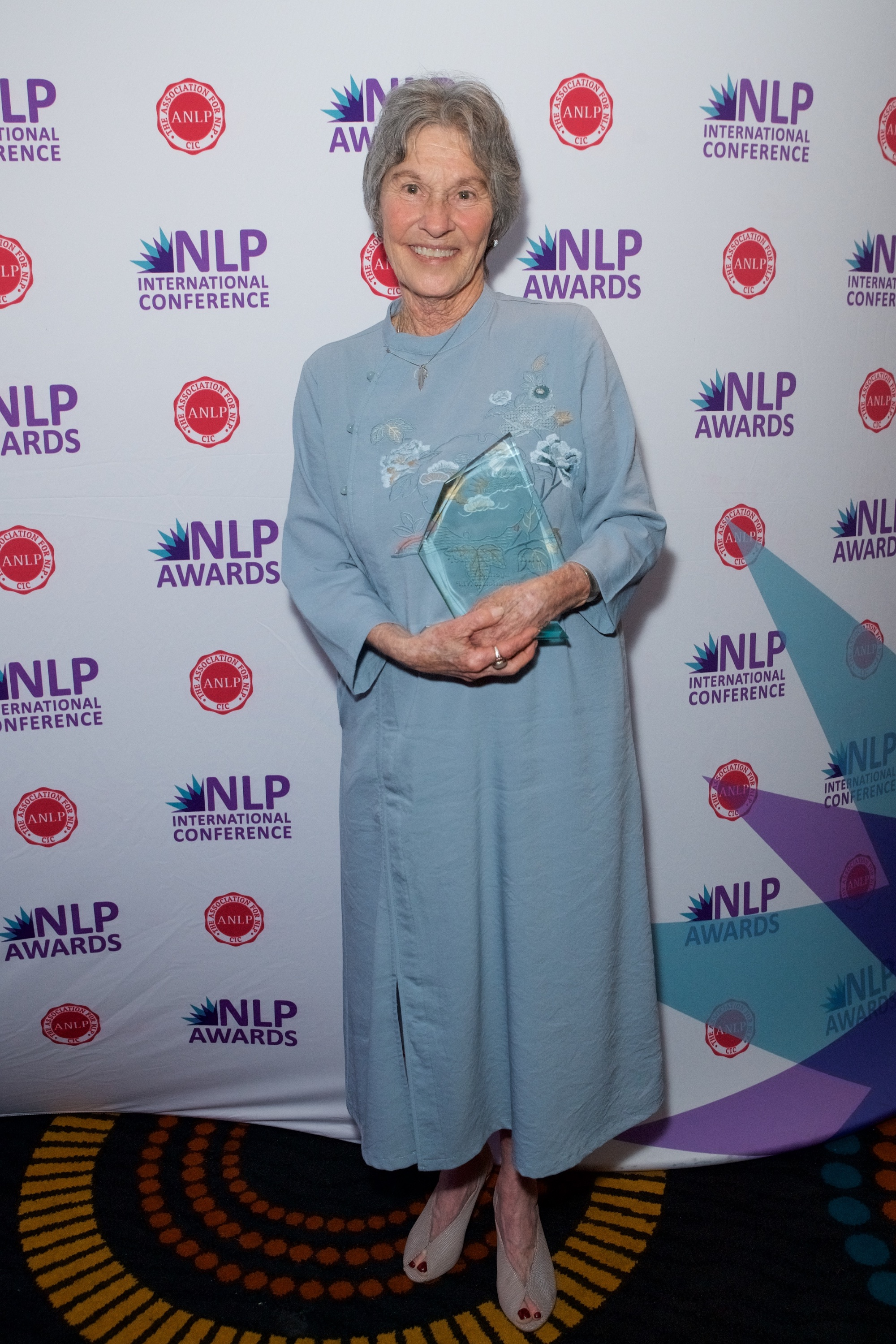 NLP Lifetime Contribution Award Win