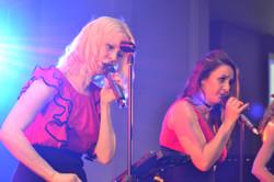 Live band at NLP Awards