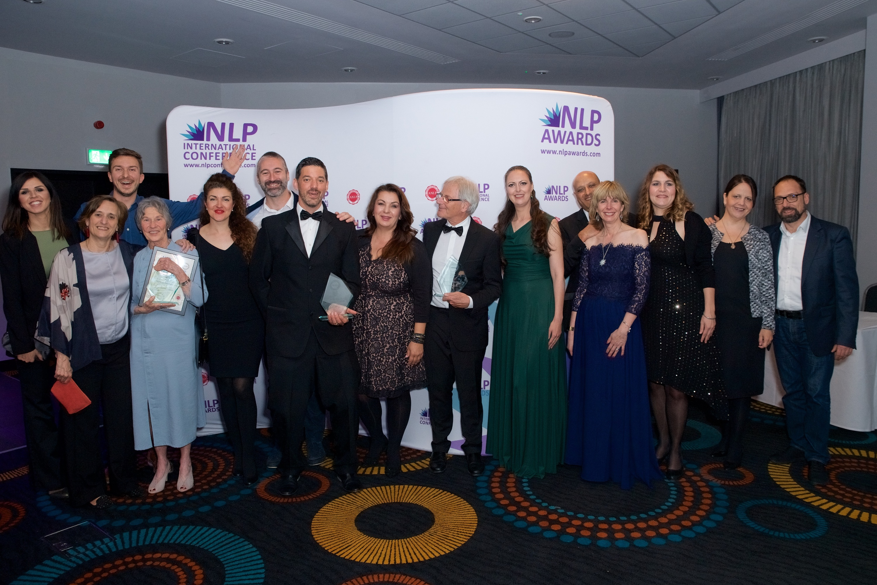 Guests at 2019 NLP Awards