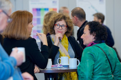 Discussions at NLP Conference