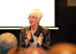 Presenter, Sue Knight