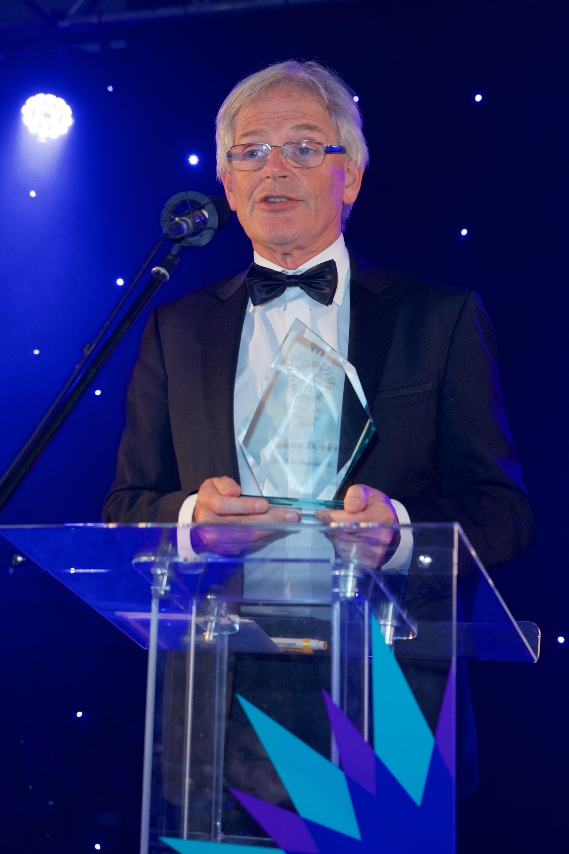Lucas Derks NLP Award Winner