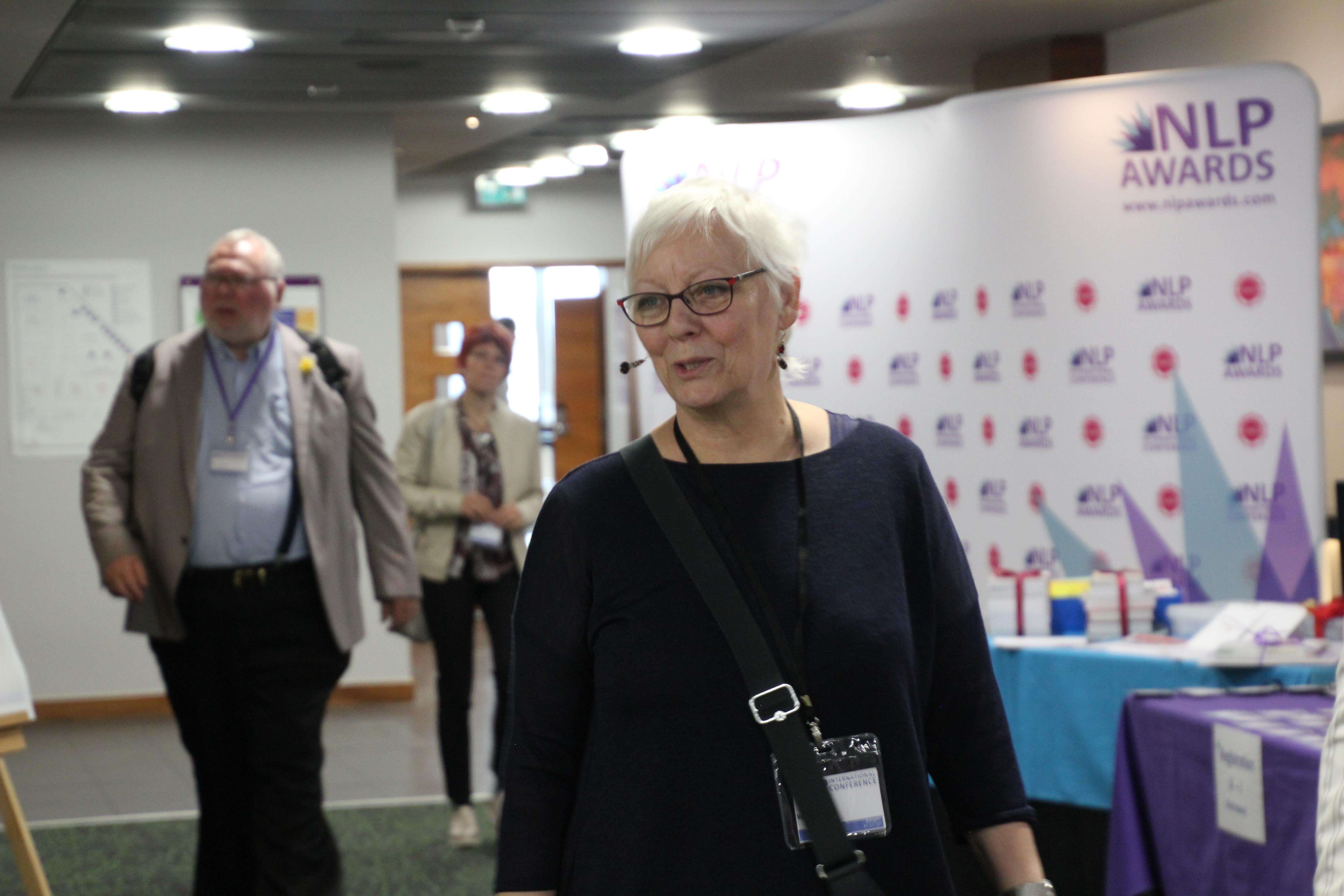 NLP Conference delegates
