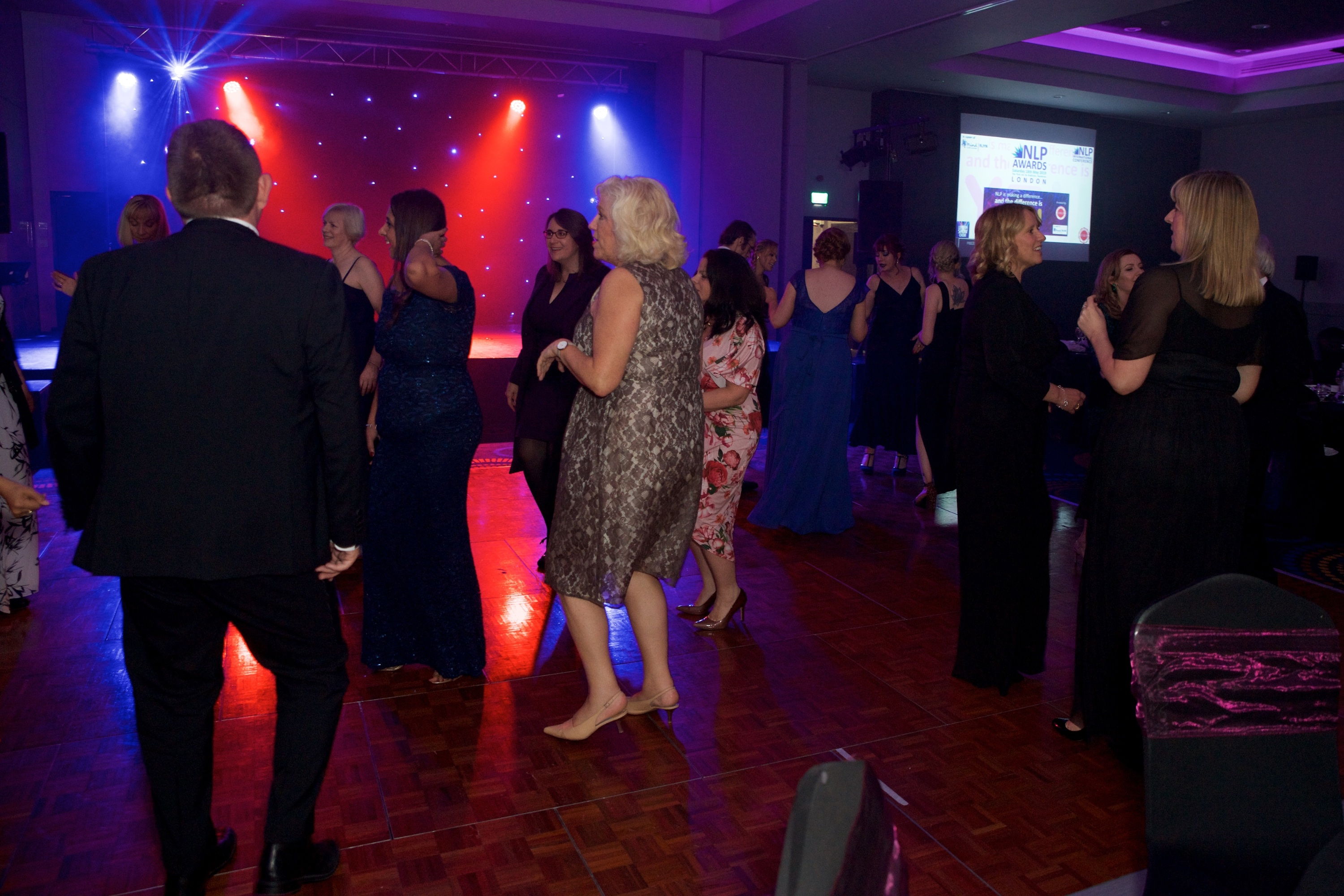 Time to boogie at NLP Awards