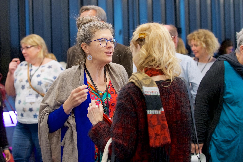 Delegates at 2019 NLP Conference