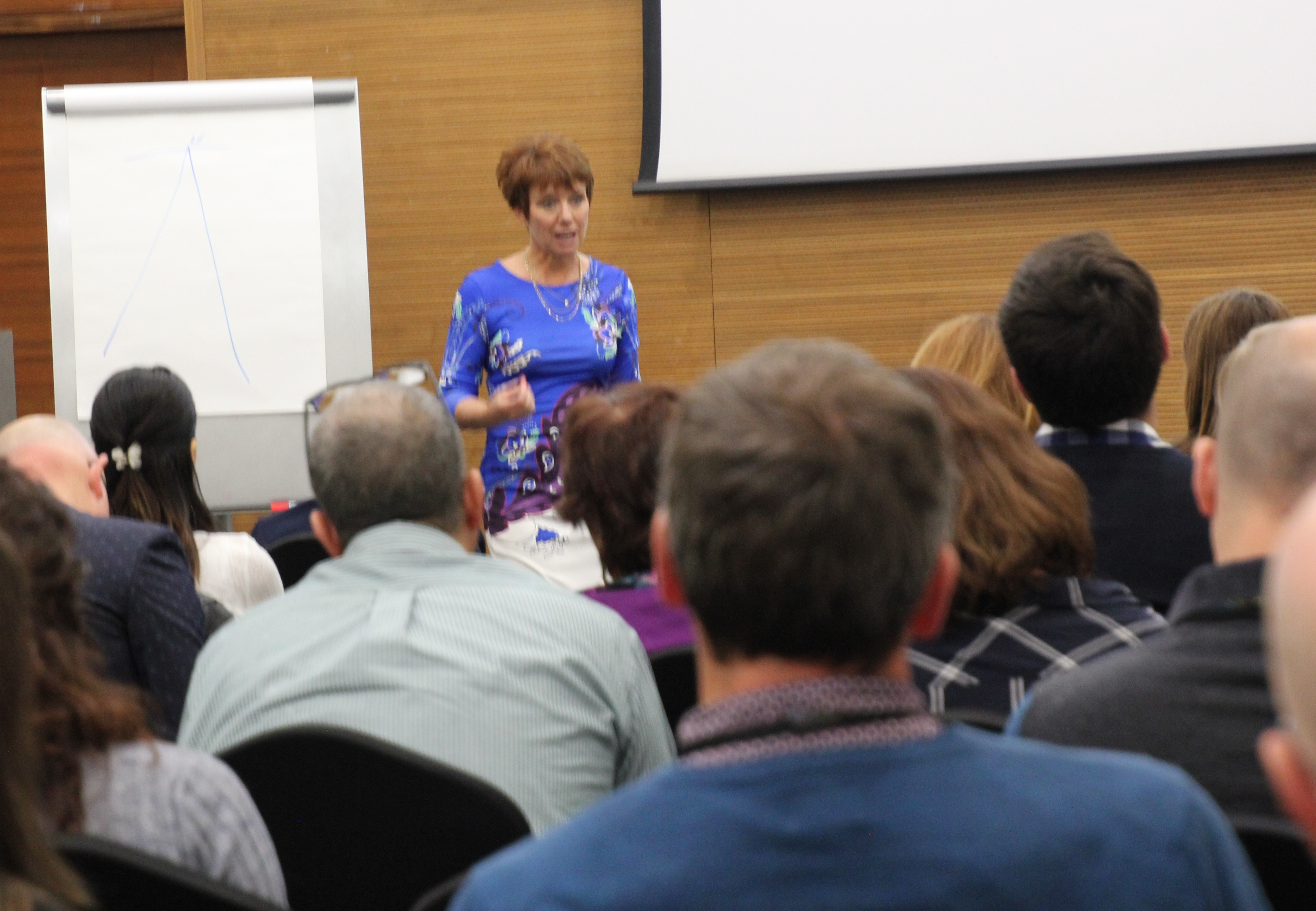 Presenting NLP Conference