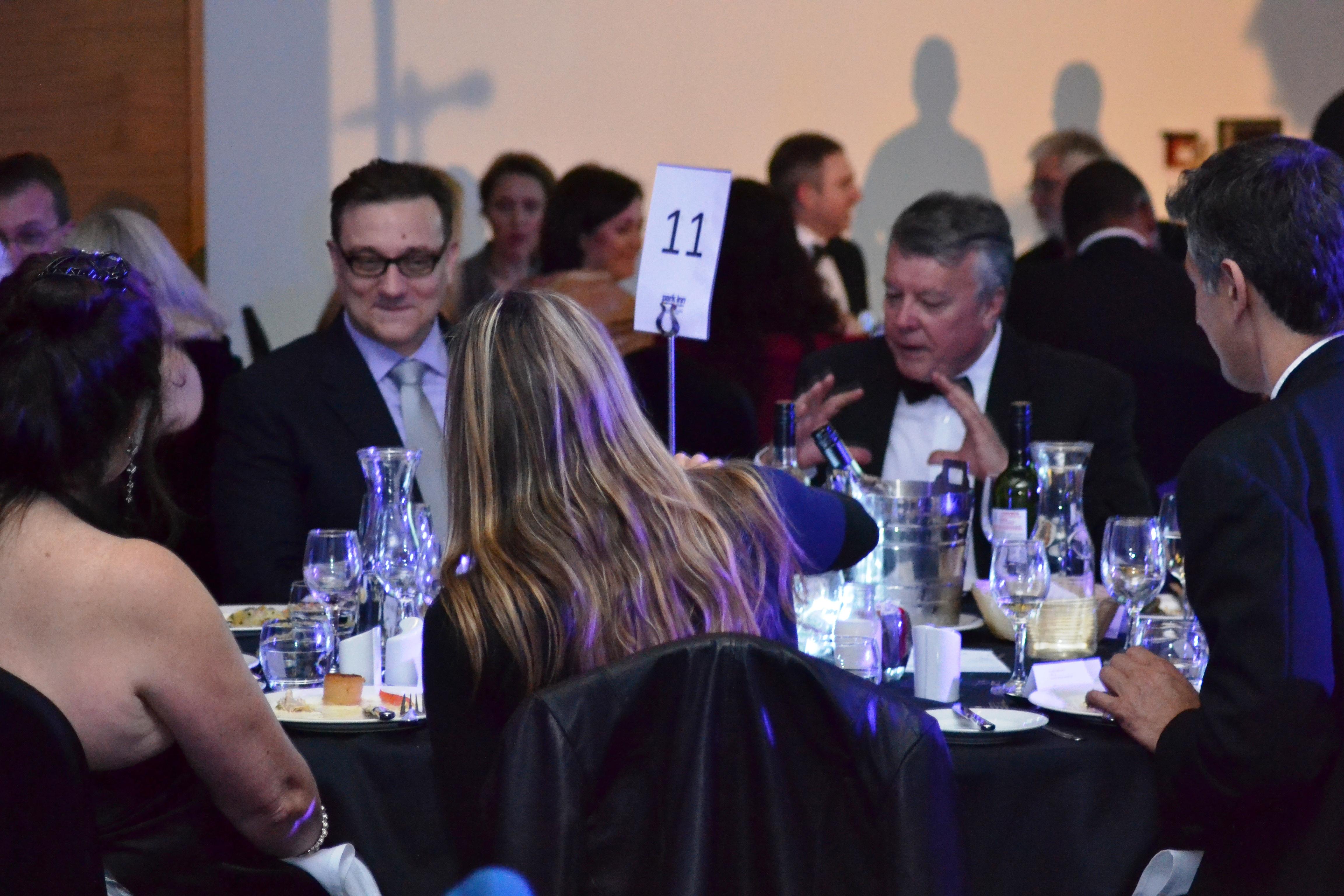 2017 NLP Award Gala Dinner Event