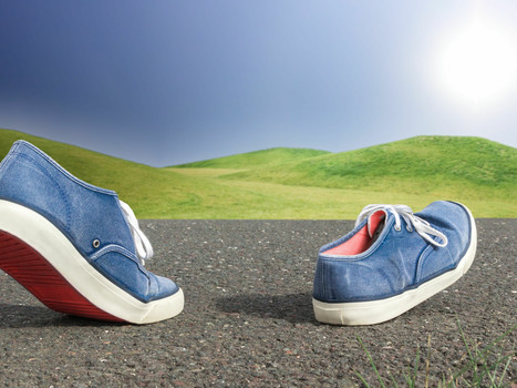 In the Shoes (and Mind) of a Newbie NLP Conferencer