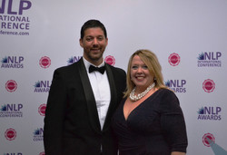 Andy Coley and Jo Wilson NLP Awards