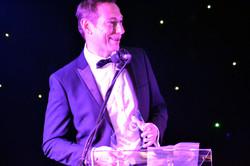 Jeff Stoker 2018 NLP Award winner