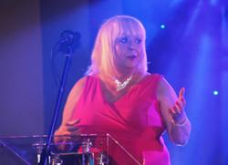 Patsy Wood at NLP Awards