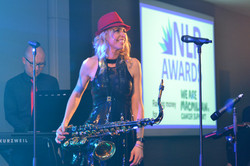 Live music at 2017 NLP Awards