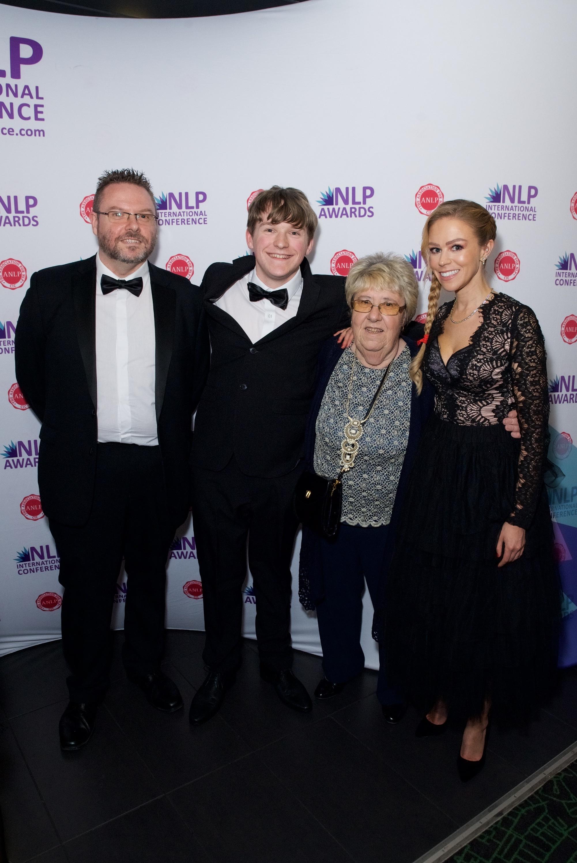 Gemma Bailey 2019 NLP Awards