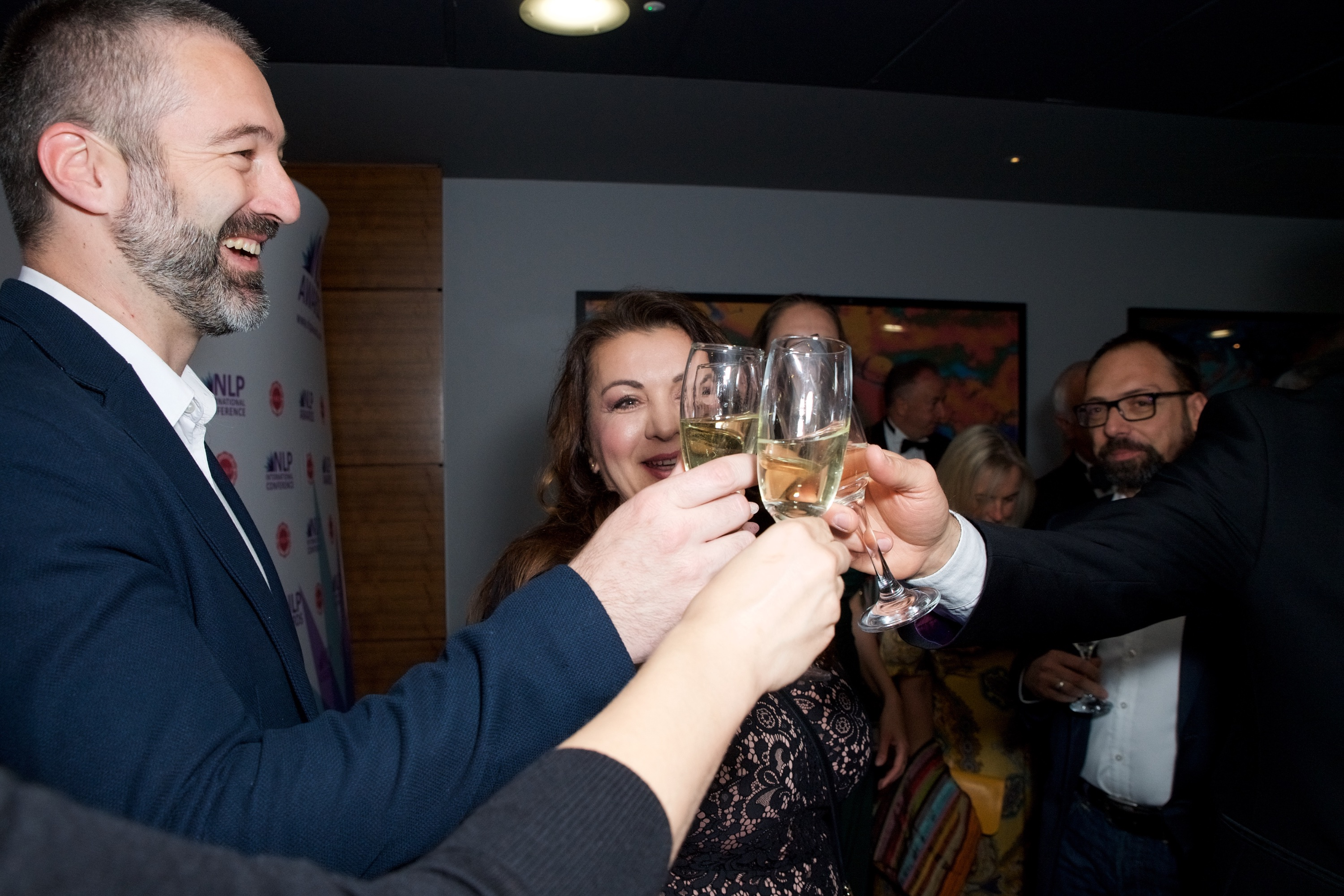 Cheers! 2019 NLP Awards Event