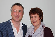 Melody and Joe Cheal NLP Master Trainers at the Positive School of Intrinsic NLP and GWiz NLP