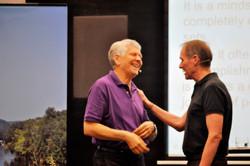 Ian McDermott and Robert Dilts