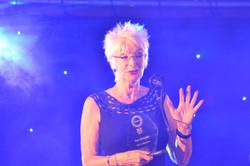 Sue Knight winning NLP Award 2017