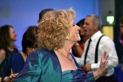 Dancing at the 2018 NLP Awards