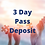 Thumbnail: 3 Day Conference Pass Deposit (exc VAT)