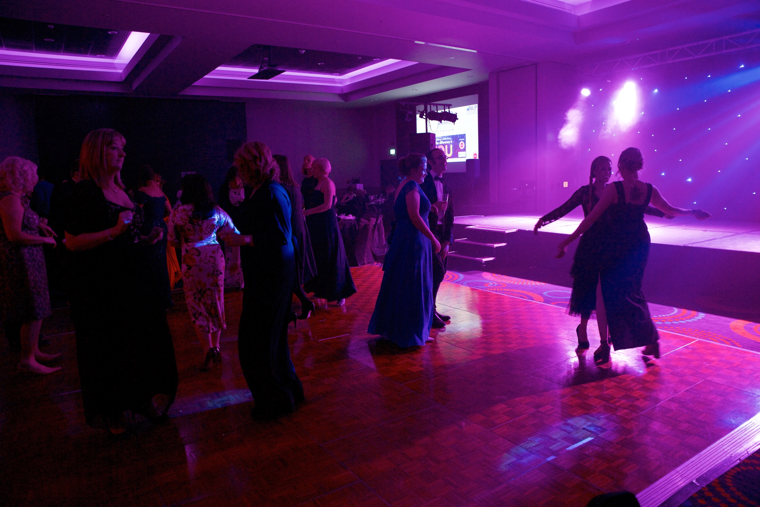 NLP Awards Dance Floor