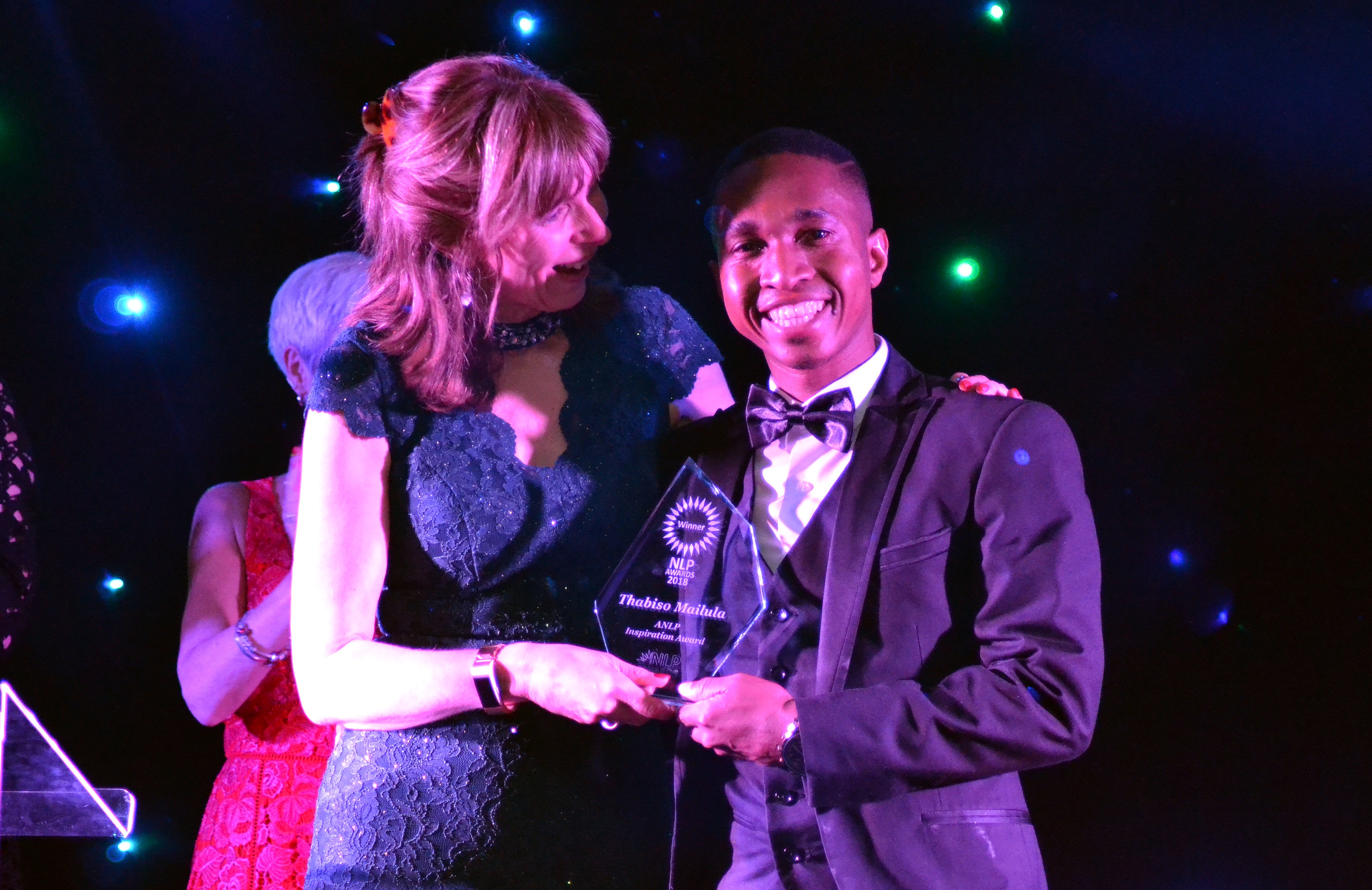 Thabiso Mailula 2018 Award winner
