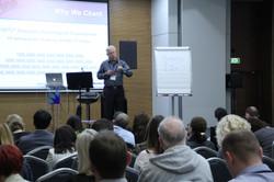 David Shephard 2017 NLP Conference