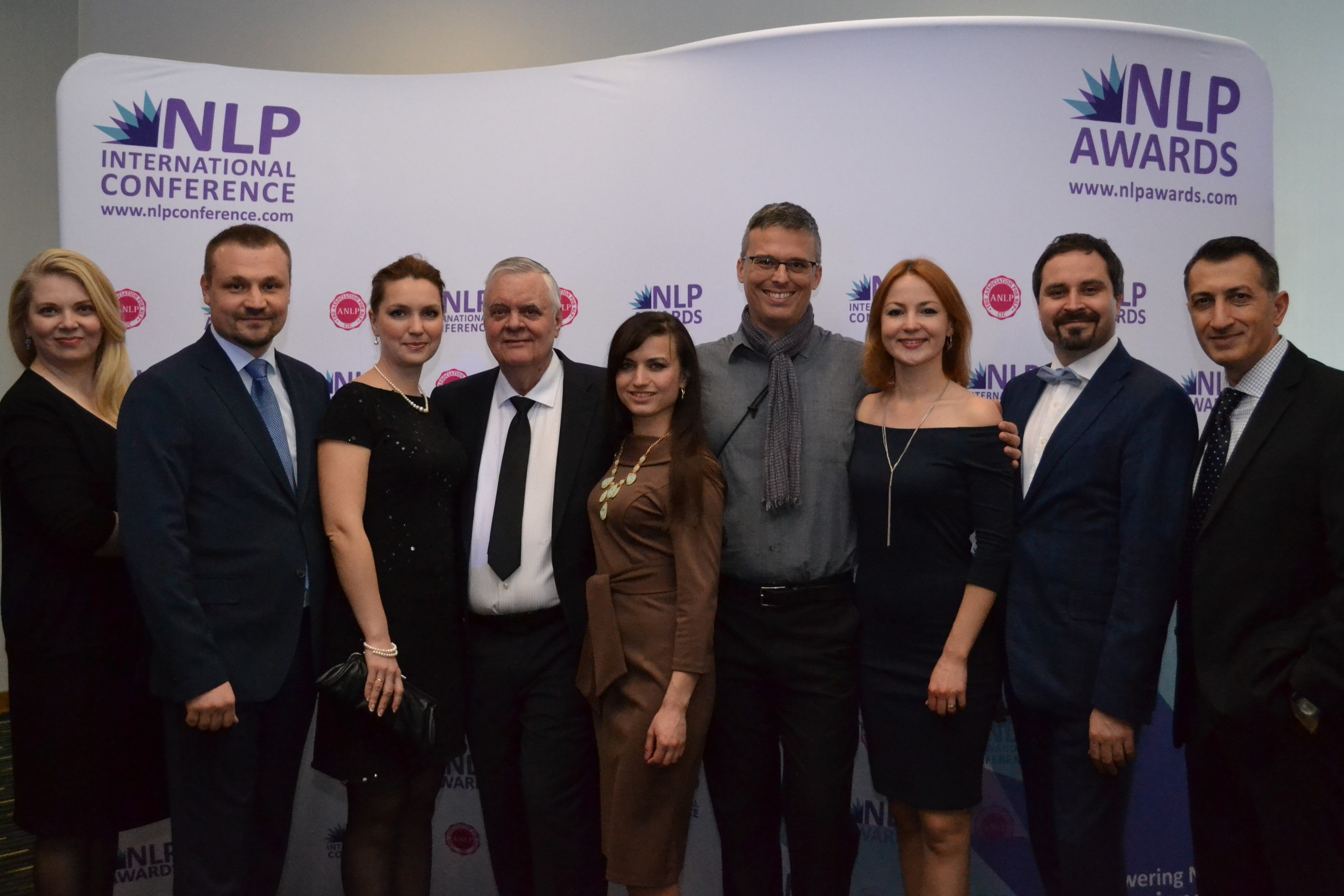 NLP Awards event
