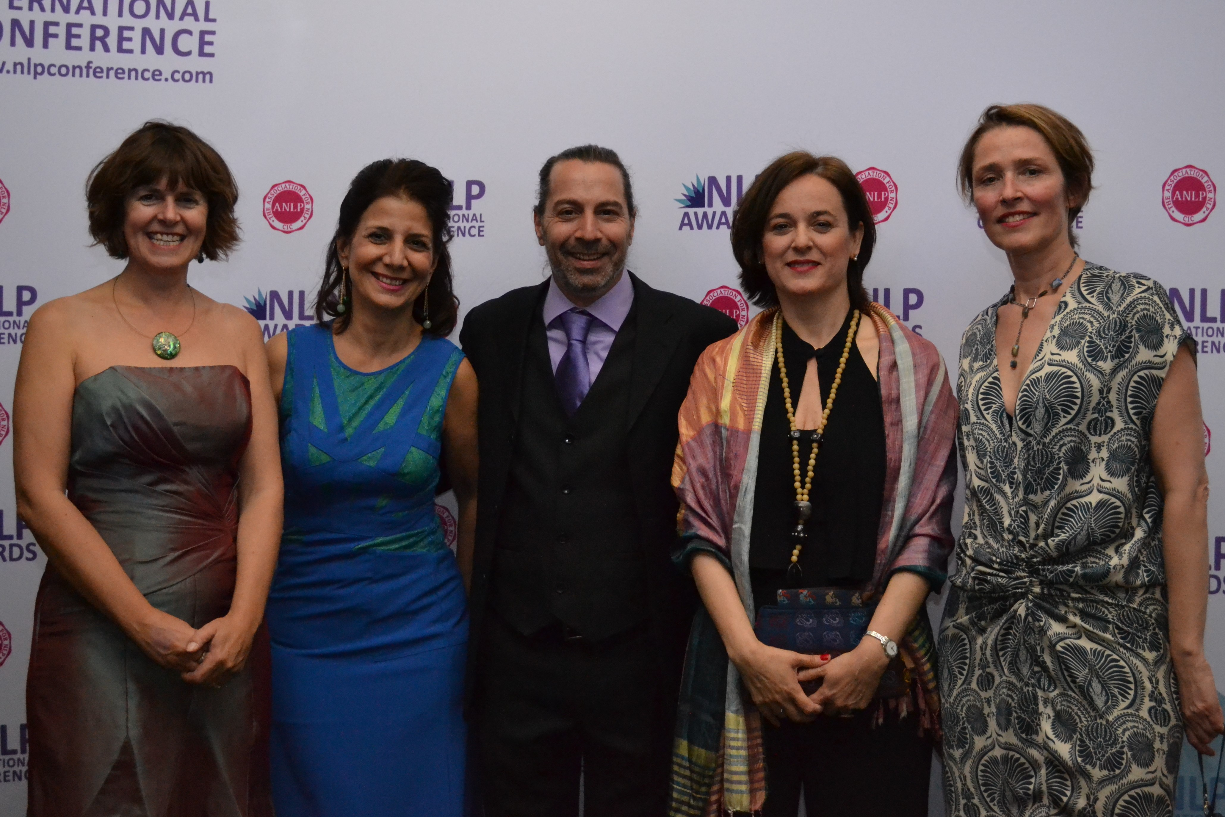 NLP professionals at NLP Awards