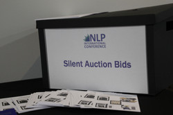 NLP Awards Raffle for Macmillan