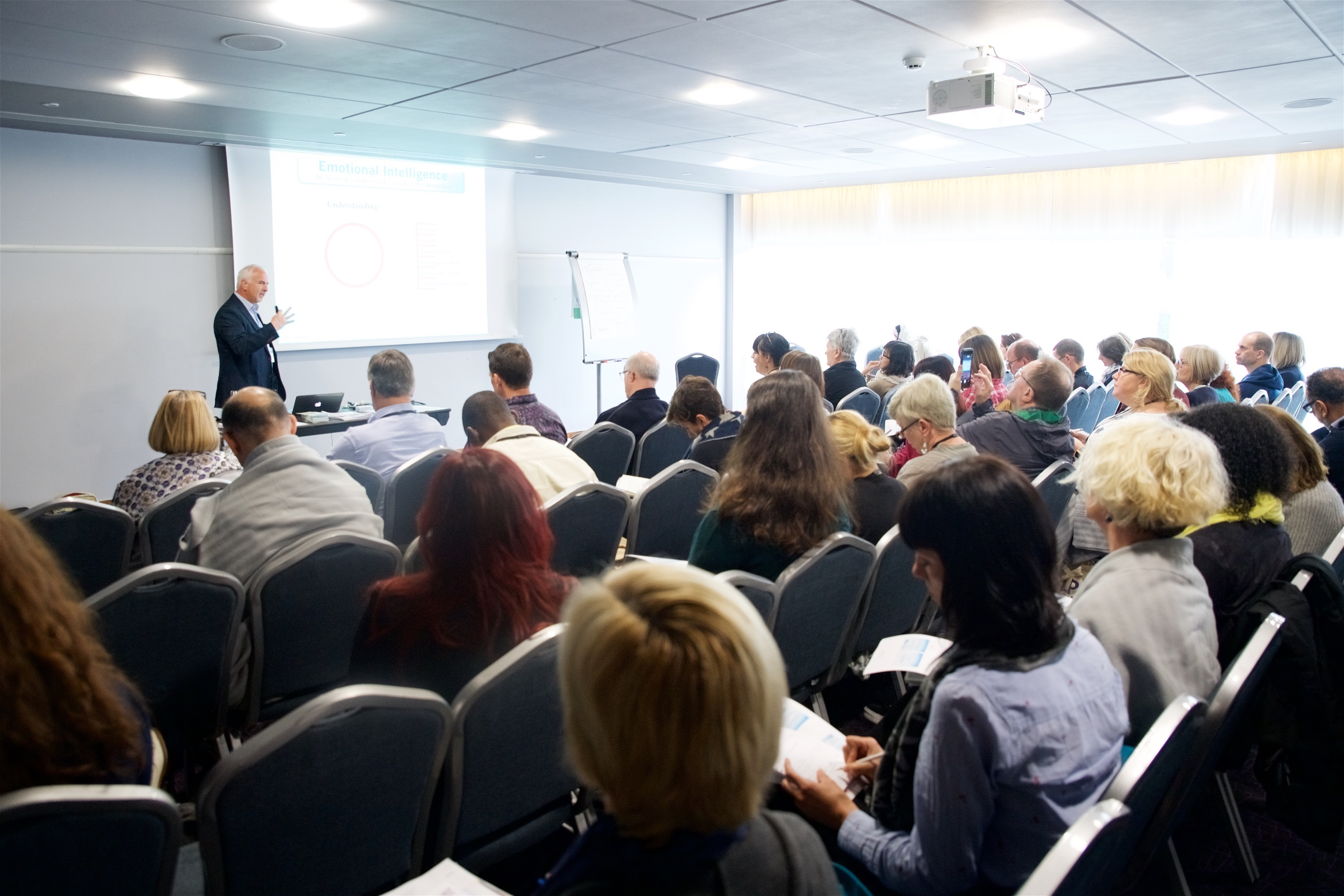 NLP Conference sessions