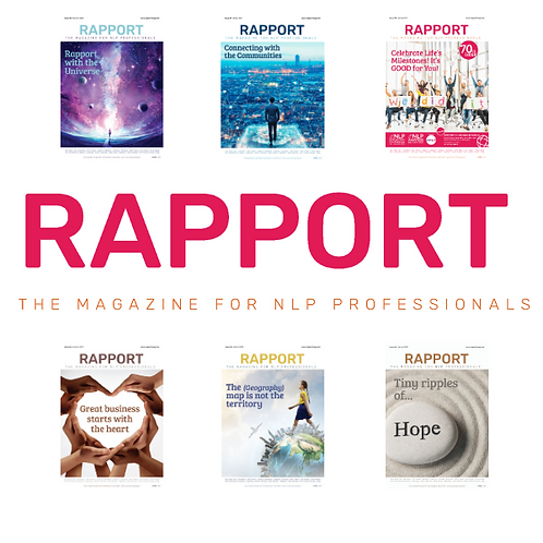 Printed Rapport Annual Subscription