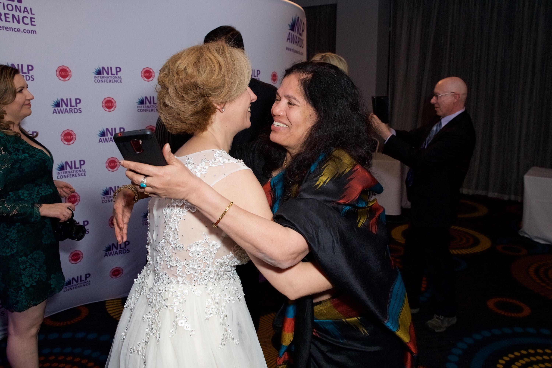 Rita Aleluia NLP Award Winner