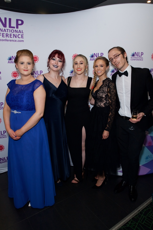 Gemma Bailey NLP Award Finalist 2019
