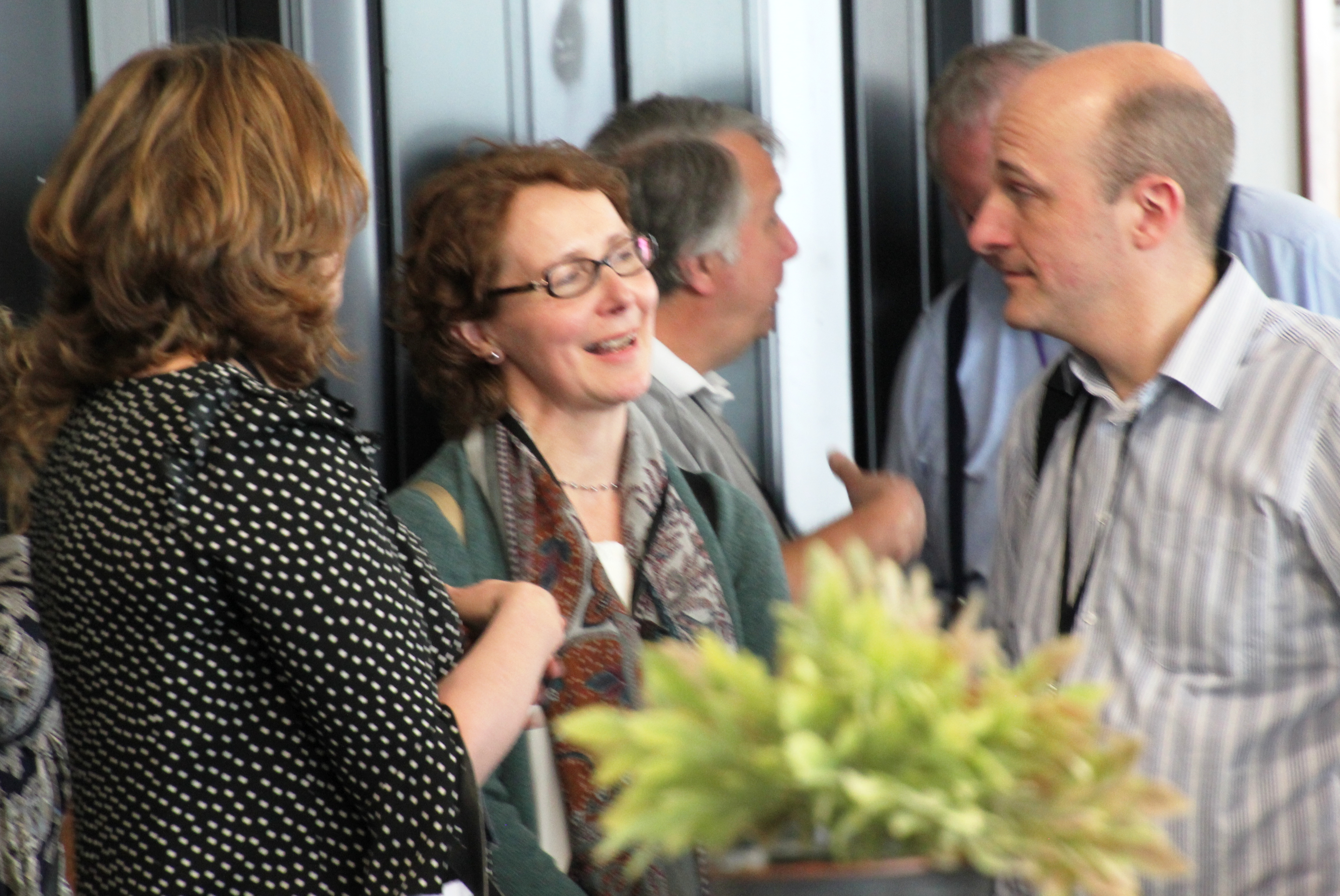 NLP Conference networking